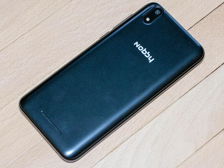 Nobby S300 Pro: сентябрьский смартфон