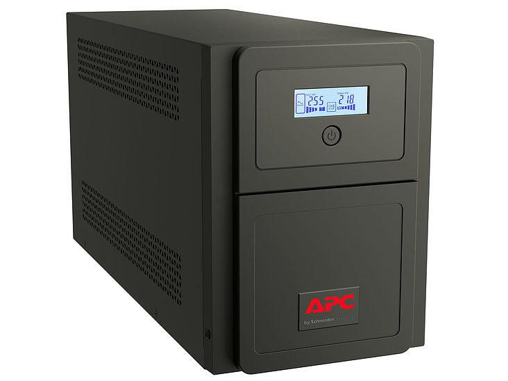APC Easy UPS SMV 750VA: защита чувствительных приборов