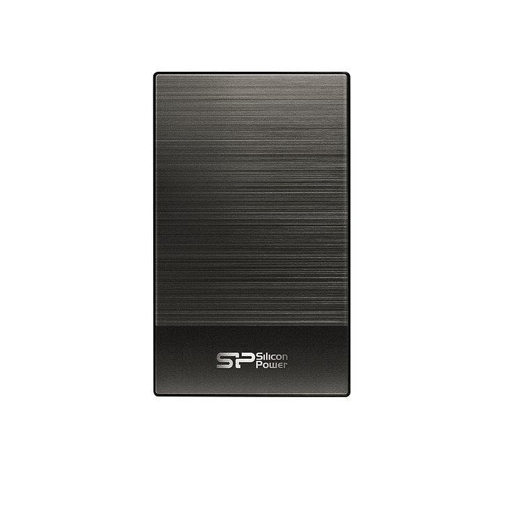 SP/Silicon Power анонсирует портативный жесткий диск Diamond D05