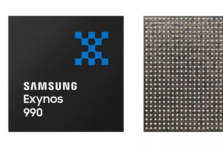 Samsung анонсировала Exynos 990 без 5G