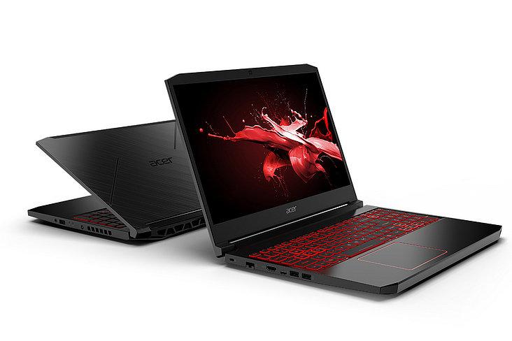 Acer представила в России ноутбук Nitro 7