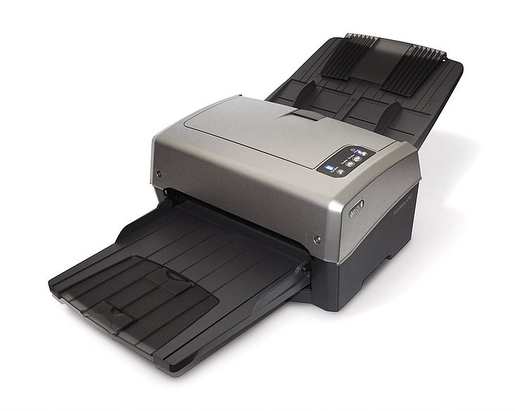 Xerox DocuMate 4760: оцифровка пластиковых карт