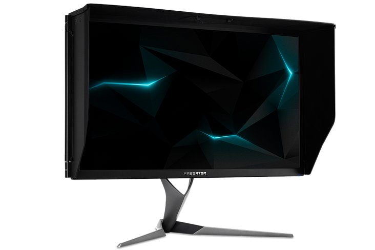 Acer представила «предмет культа» — Predator X27P