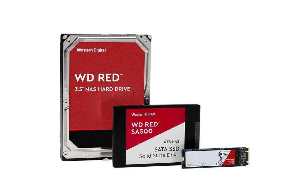 Western Digital представила NAS-решения для хранения данных
