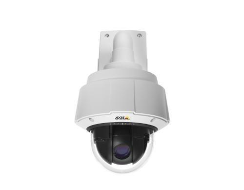 AXIS Communications выпустила купольные камеры Q6035