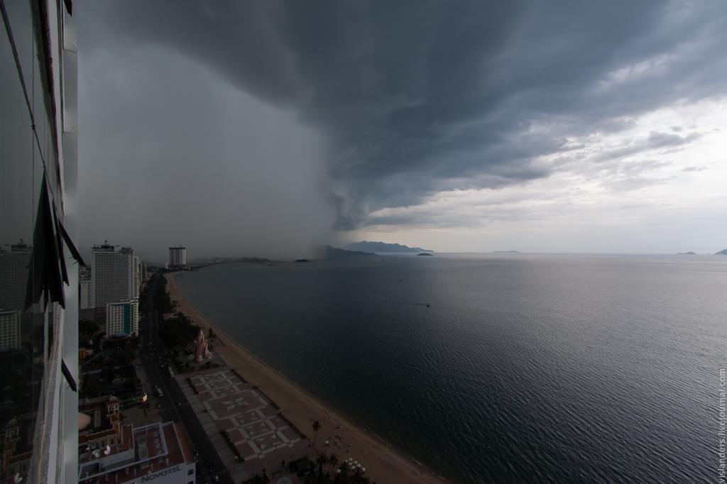 Сезон дождей Нячанг