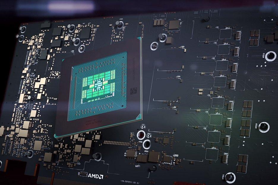 AMD анонсирует Radeon RX с GPU Navi в начале января