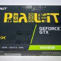 Palit GeForce GTX 1660 Super StormX: малогабаритный рекордсмен