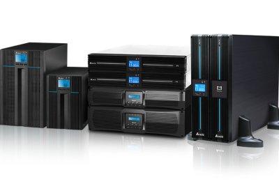 Delta Electronics выпустила новую серию линейно-интерактивных ИБП