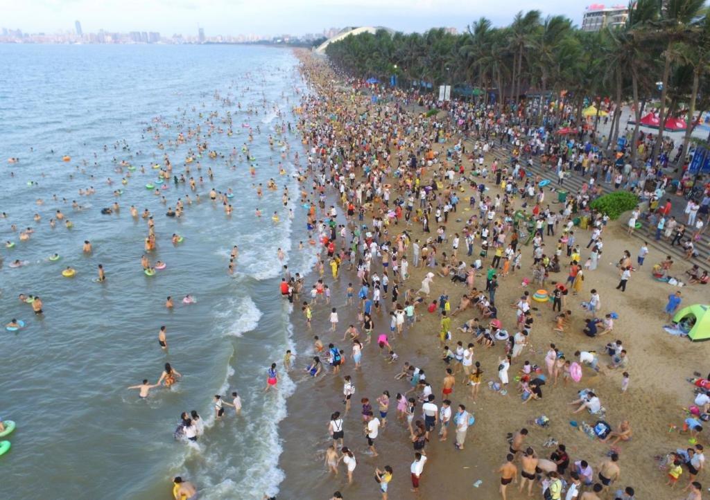 отдых в китае на острове хайнань