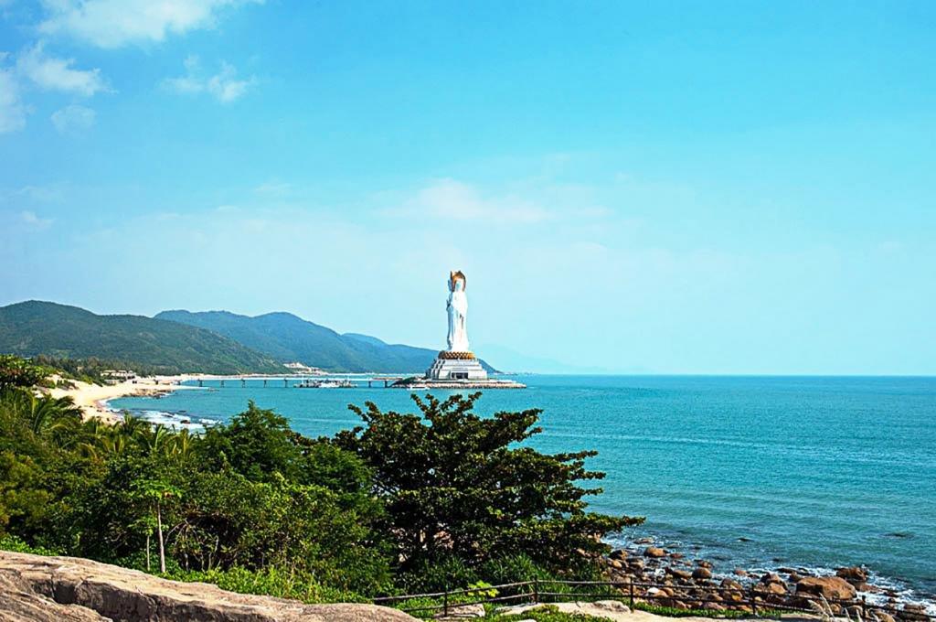 остров хайнань китай отдых фото