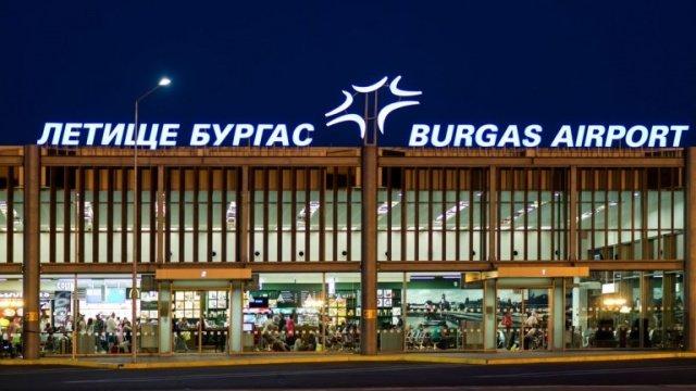 аэропорт бургаса