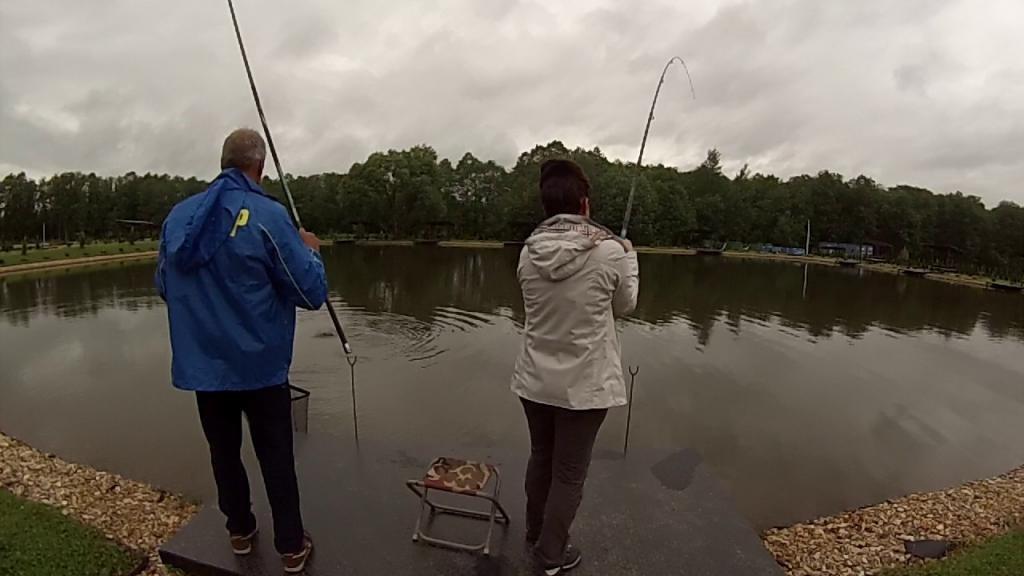 рыбалка в Дмитрово