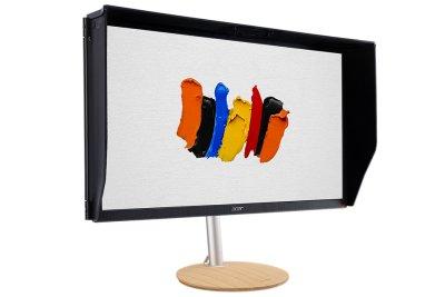 Acer представила новый монитор ConceptD CP3