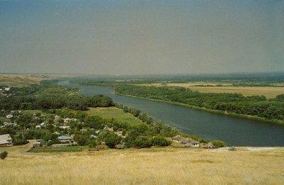 Река Дон: куда впадает, откуда берет начало, истоки, протяженность, глубина, притоки и судоходство