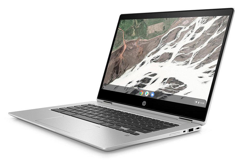 HP выпустит два ноутбука и мини-ПК Chrome Enterprise