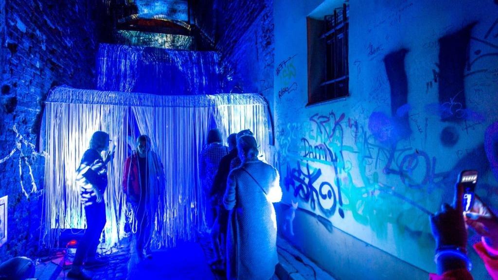 Фестиваль в городе Торунь