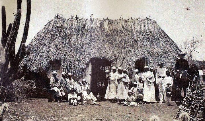 История и география острова