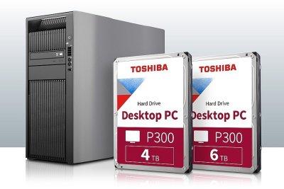 Toshiba выпустила новые жесткие диски на 4 Тб и 6 Тб