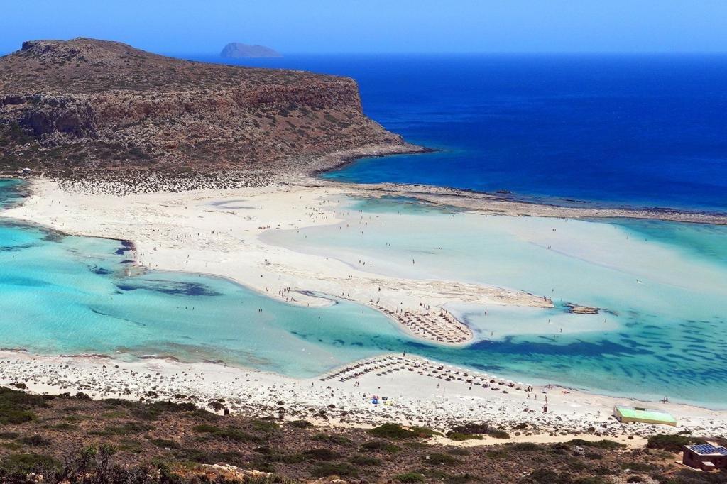 греция какой остров выбрать
