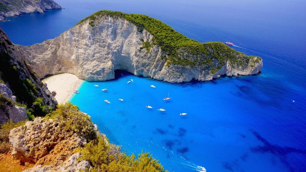 греция острова куда лучше поехать