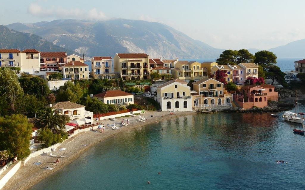 отдых на островах в греции