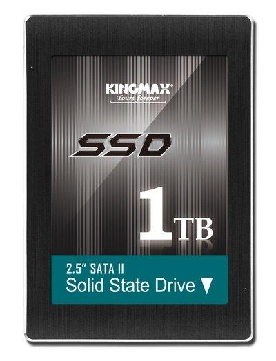 Первый в мире терабайтный SSD-диск от KINGMAX