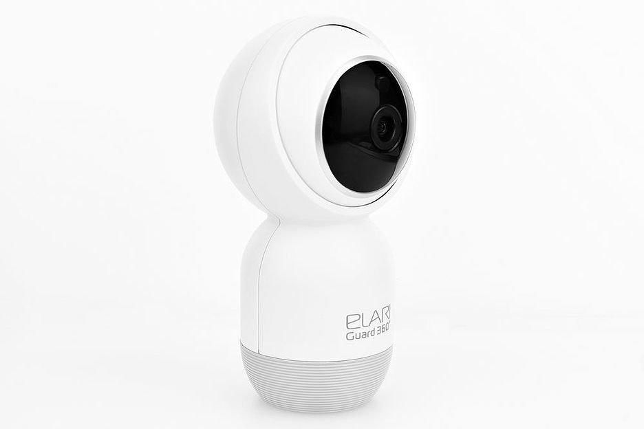 ELARI Smart Camera 360°: головой кручу – показать хочу