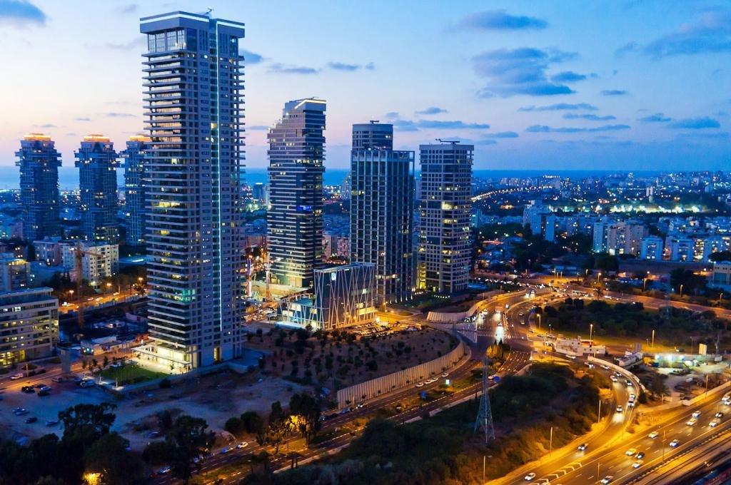 Вечерний Тель-Авив