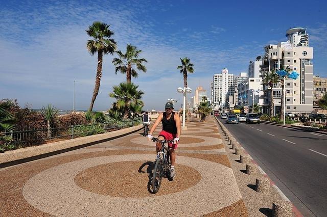 Туризм в Тель-Авиве