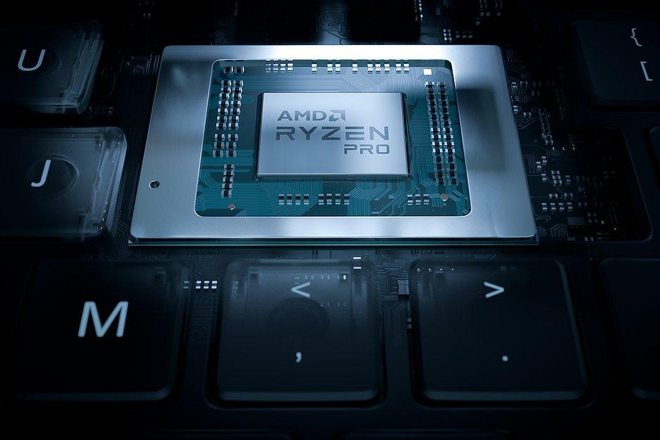 AMD представила процессоры Ryzen PRO 4000