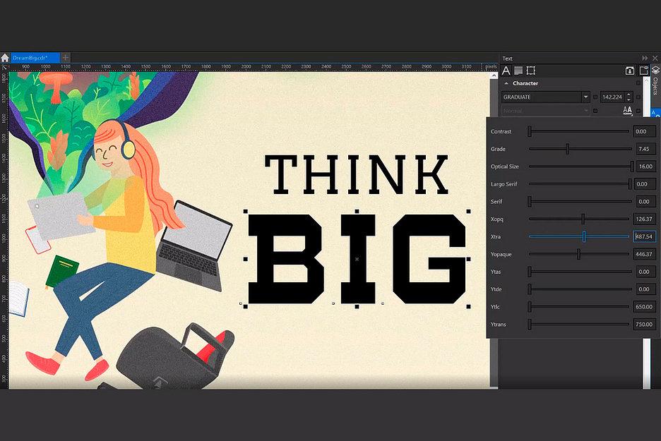 CorelDRAW представила графическое ПО для дизайн-энтузиастов