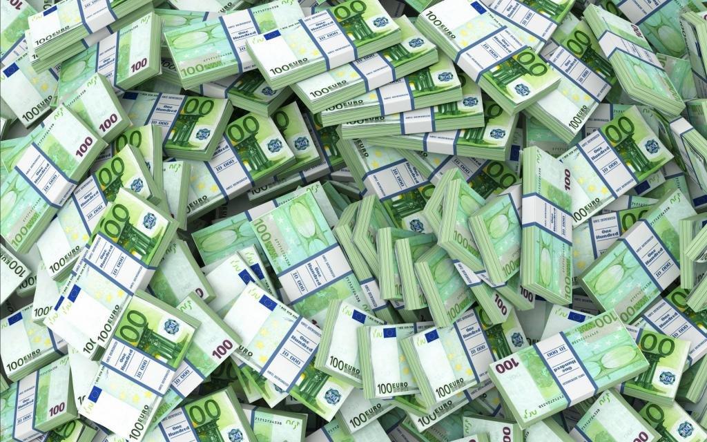 Евро в Испании
