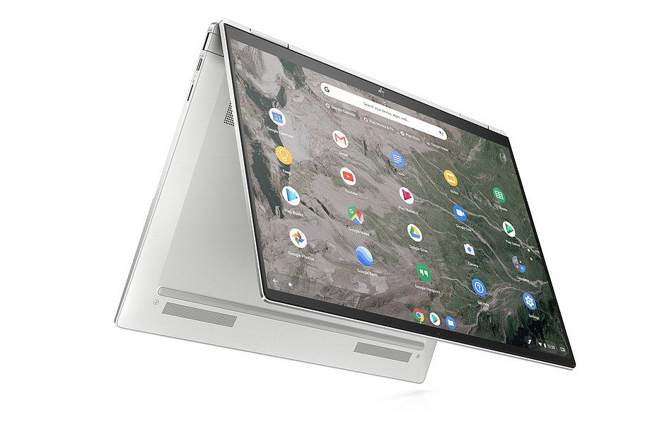 HP представила обновление серии Chromebook и тонкие клиенты HP mt22