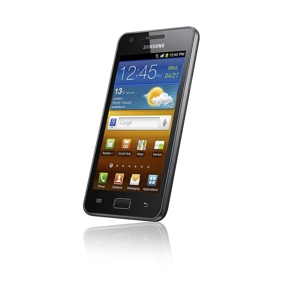 Samsung представляет  смартфон Samsung Galaxy R