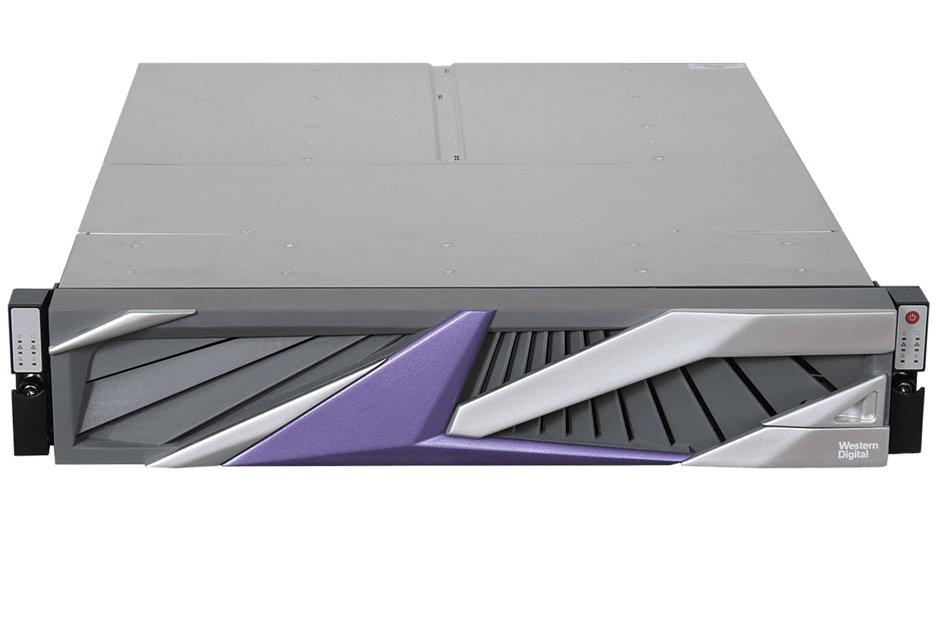 Western Digital выпустила флагманскую СХД IntelliFlash N5800
