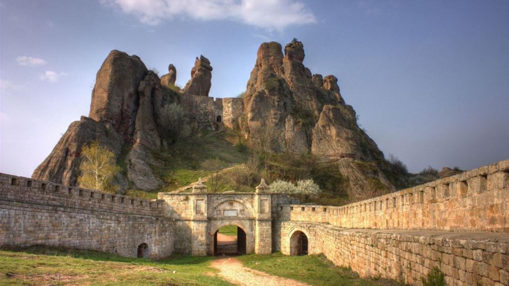 Белоградчикская Крепость Болгария