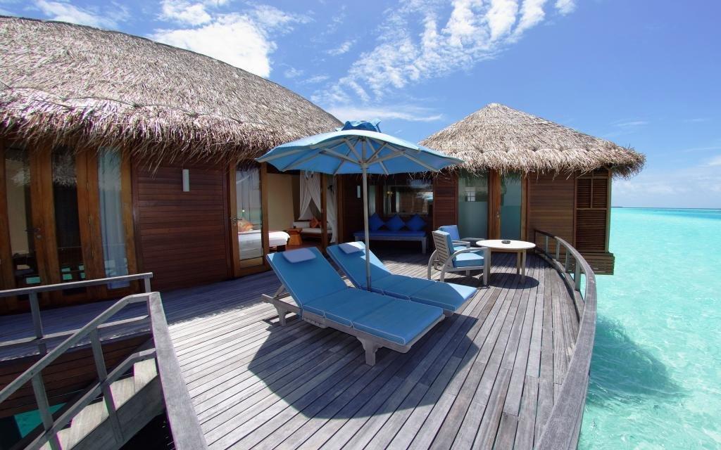 Незабываемый отдых на Мальдивах.