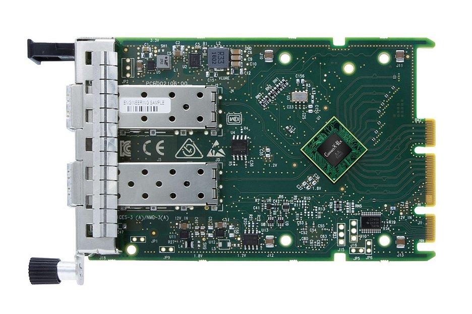 NVIDIA представила защищенную сетевую карту SmartNIC