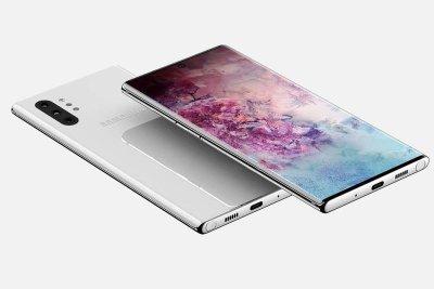 Samsung представила флагманские Galaxy Note 10 и Galaxy Note 10+