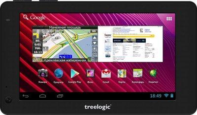 Treelogic Gravis 71G 8 Гб: 7–дюймовый GPS-планшет