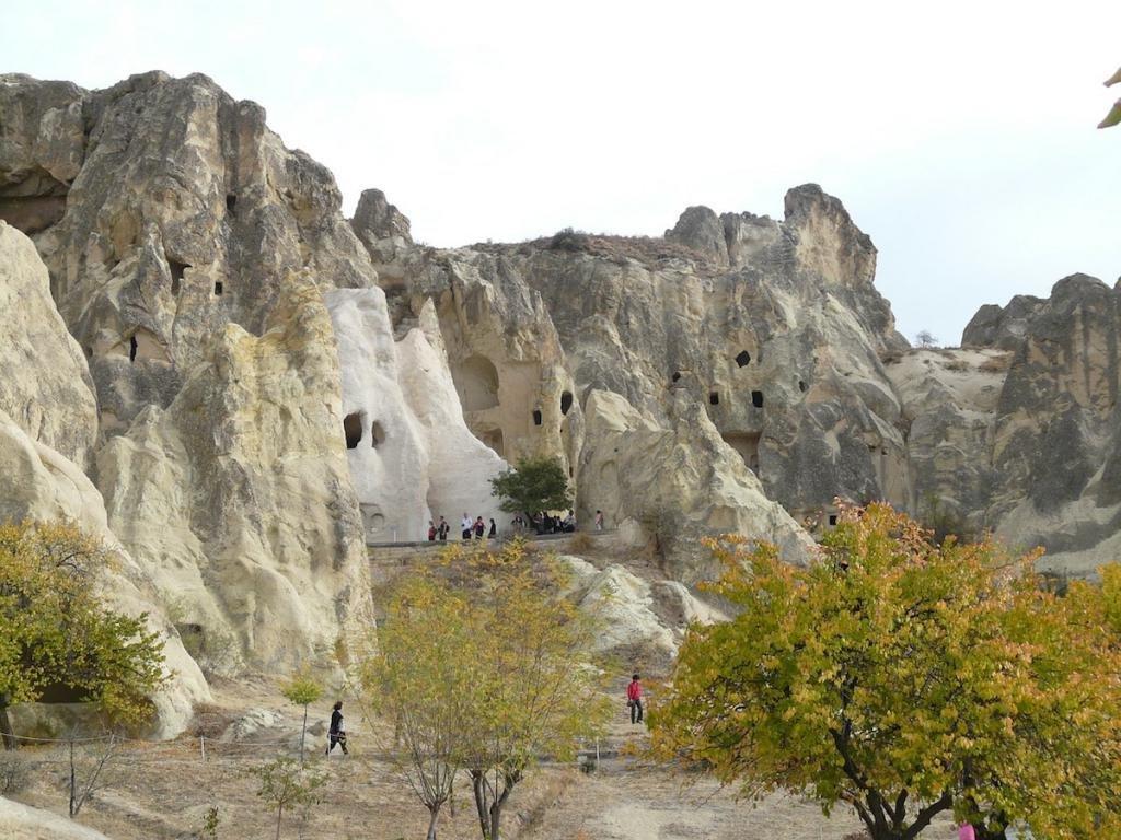 Монастыри Каппадокии