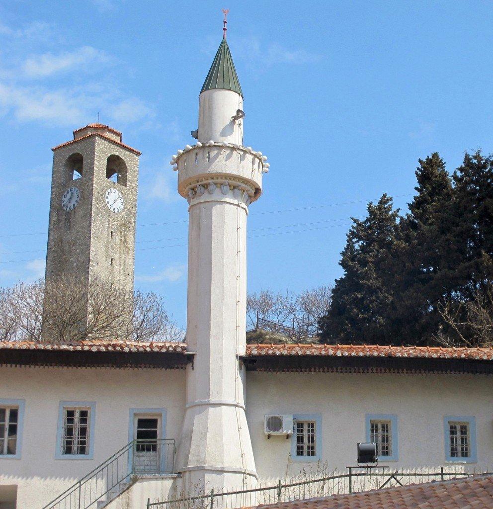 маяк в Старом городе