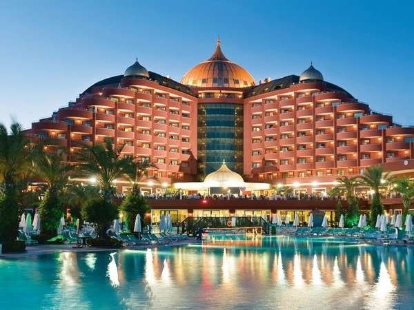 Delphin Palace Hotel в Анталье