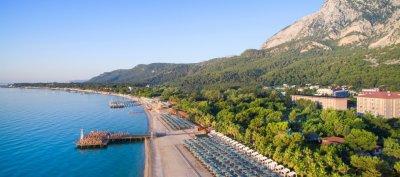 Куда поехать в октябре в Турцию для пляжного отдыха?