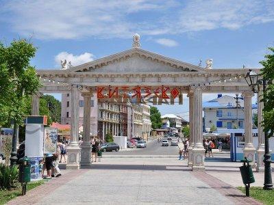Поселок Витязево, Краснодарский край: море, пляжи, отели