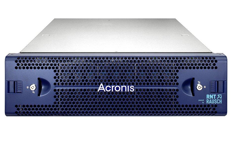 Acronis обновила решение для виртуальных машин