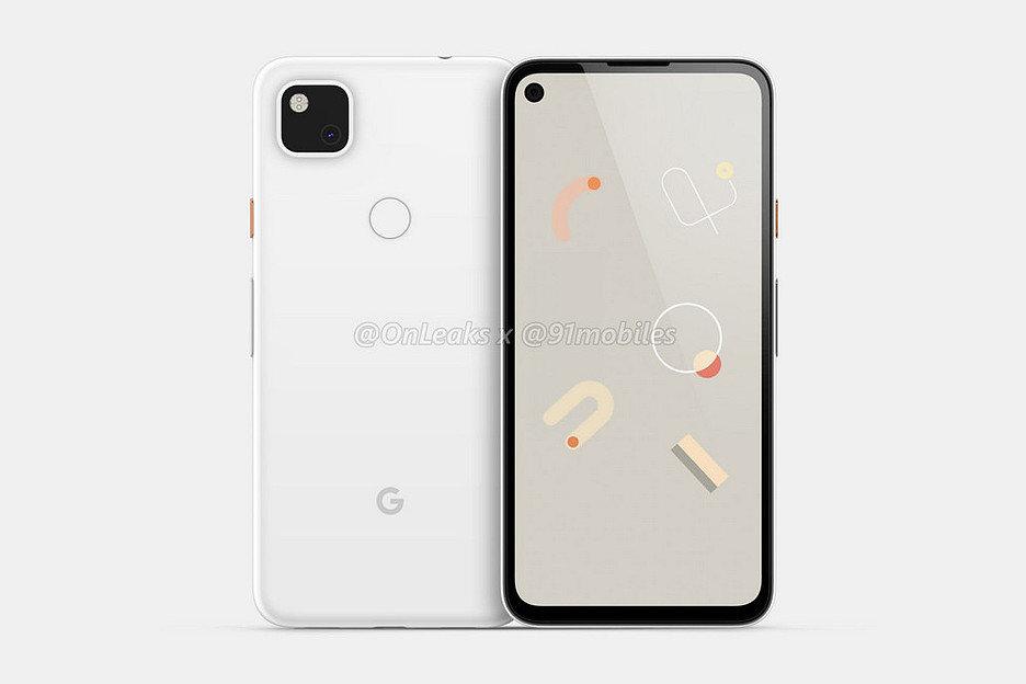 Когда же выйдет Google Pixel 4A?