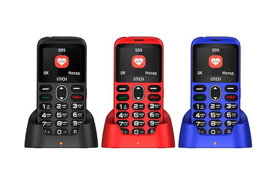 INOI представил мобильный телефон с док-станцией
