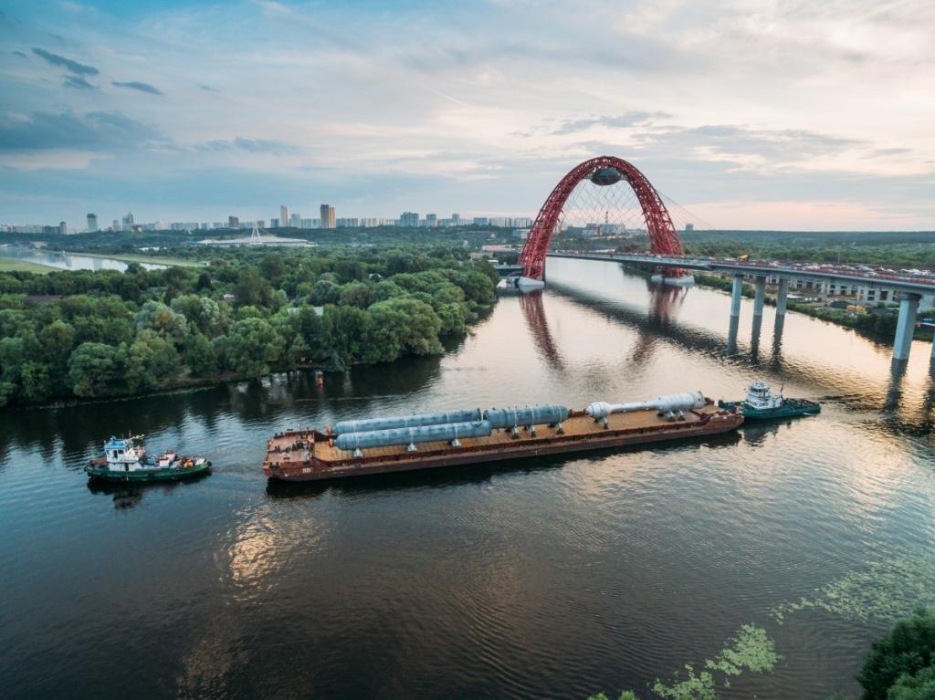 Мосты на Москва-реке